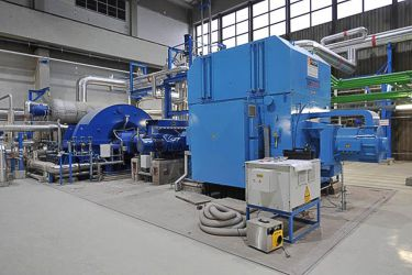 Linz AG – Modification of steam turbine